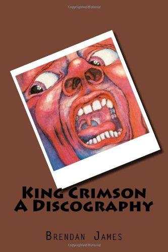 King Crimson A Discography