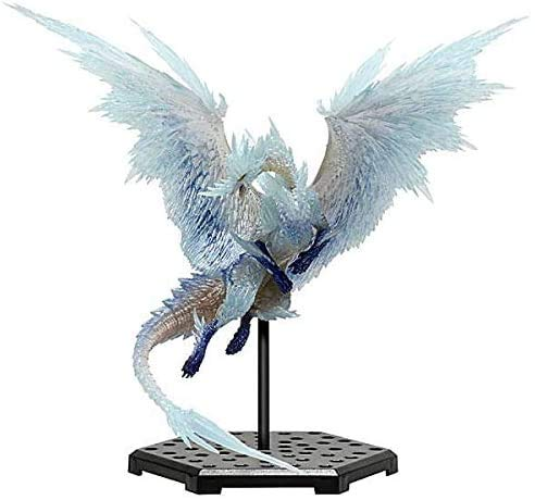 Say To Figure Velkhana: Monster Hunter PVC della Decorazione del Modello