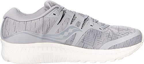 Saucony Ride ISO - Zapatillas de Running para Hombre, Hombre, 20444/41, Grey Shade, 7.5