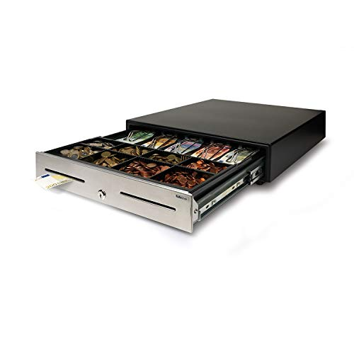 Safescan HD-4646S Registerkassen, schwarz