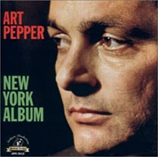 art pepper new york album