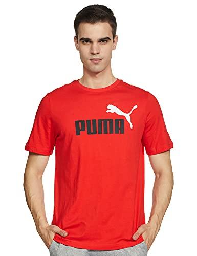 PUMA Camiseta Modelo ESS+ 2 Col Logo tee Marca