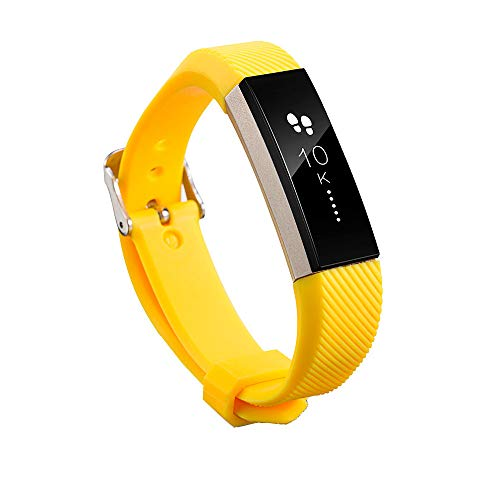 Ewendy Replacement WristBand Silicone Strap Clasp, Length Adjustable, Compression Molding, Sturdy & Durable, For Smart Watch