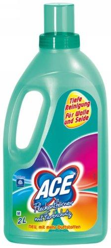 Ace Fleckentferner mit Farbschutz, 2er Pack (2 x 2 Liter)