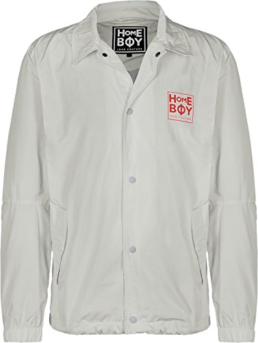 Homeboy New School Coach Collegejacke grey