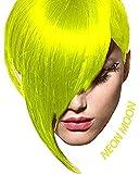 Arctic Fox Semi Permanent Hair Color Dye 4 Ounce (Neon Moon) by Arctic Fox