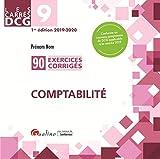 Exercices corrigés comptabilité DCG 9