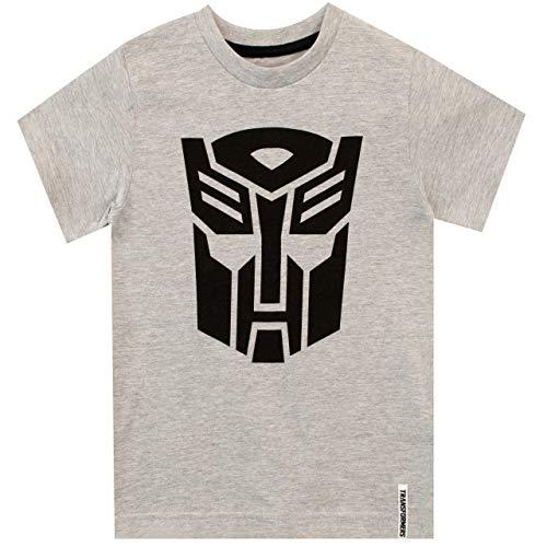 Transformers Camiseta de Manga Corta...