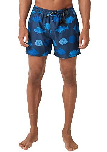 s.Oliver Herren 28.904.70.5823 Shorts, Blau (Blue 57a2), W(Herstellergröße: S)