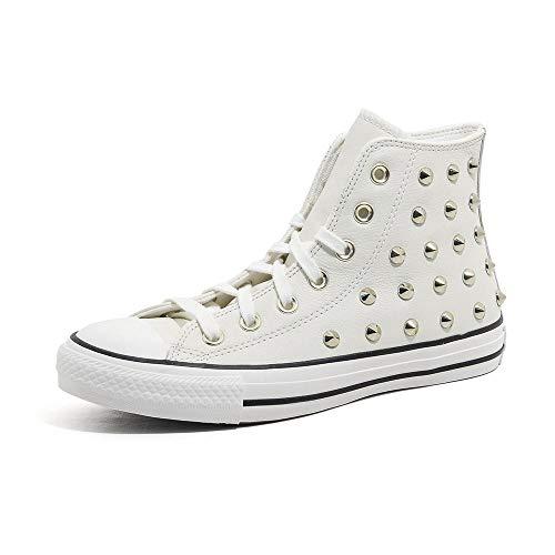 Converse Chuck Taylor All Star, Zapatillas Mujer, Amarillo, 39 EU