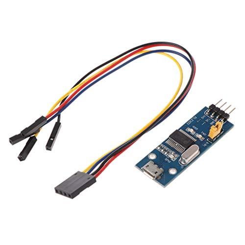 planuuik Mini L2303 USB UART Board PL-2303HX PL-2303 USB a RS232 Convertidor Adaptador de módulo Serie TTL