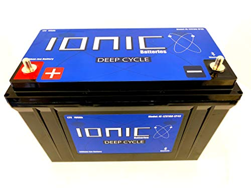 Ionic Batteries Lithium-Ion Battery