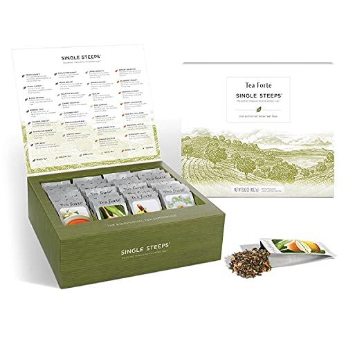 Tea Forte Classic Teas Single Steep…