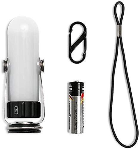 LEDランタン キャンプライト マグネット式 小型 2モード 停電 防災対策 軽量 フラッシュライト ストラップ...