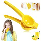Manual Juicer Citrus Lemon Squeezer Press, Hand Juicer For Kitchen, Metal Fruit Lime Squeezer