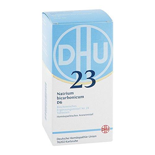 DHU Schüßler-Salz Nr. 23 Natrium bicarbonicum D6 Tabletten, 420 St. Tabletten