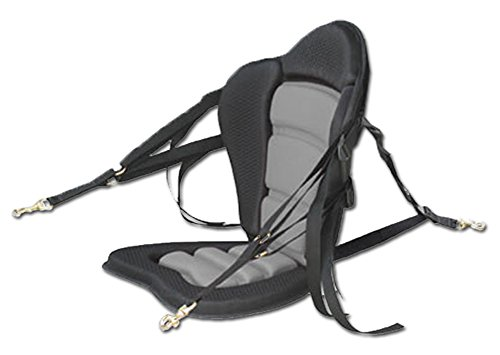 GTS Elite Formschaum Kajak Sitz – keine Pack, Sit On Top Kajak Sitz, Surf to Summit Kajak Sitz, ocean Kayak Sitz