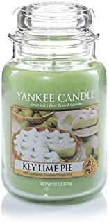 Key Lime Pie Large Jar Candle,Fresh Scent
