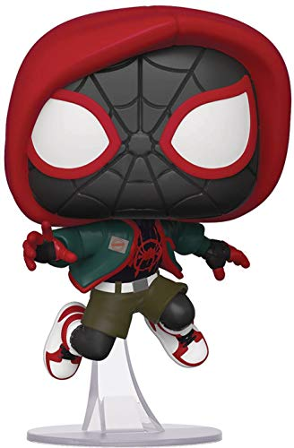 Funko Pop! Spider-Man: Spider-Verse Casual Miles Morales Standard