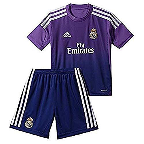 adidas Minikit Gardien Real Madrid, Violet, 4 ans