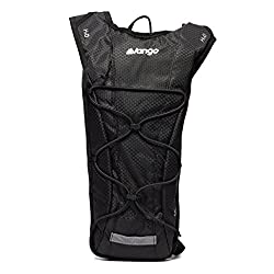 Excel 420D honeycomb Polyester 2L hydration reservoir included Mesh ventilated shoulder straps Front zip pocket with key clip Shock cord accessory web