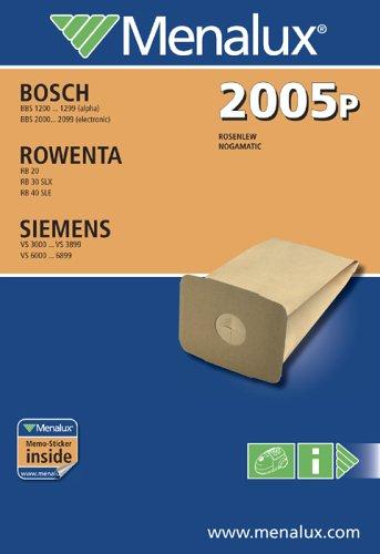 Menalux 2005 P, 10 Staubbeutel