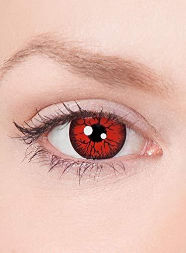 Maskworld Berserker Kontaktlinsen / Jahreslinsen
