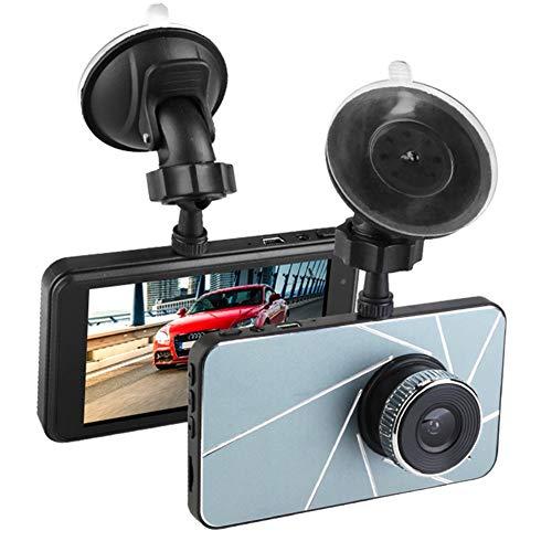 Dash Cam Dashcam Rilevatore di Autovelox Macchine Fotografiche dell automobile Con Il Registratore Car Dash Fotocamera Anteriore E Posteriore