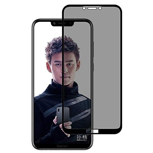PAN-ES Accesorios Compatible para Celular Película de Vidrio Templado Anti espía Compatible for Huawei Honor Play