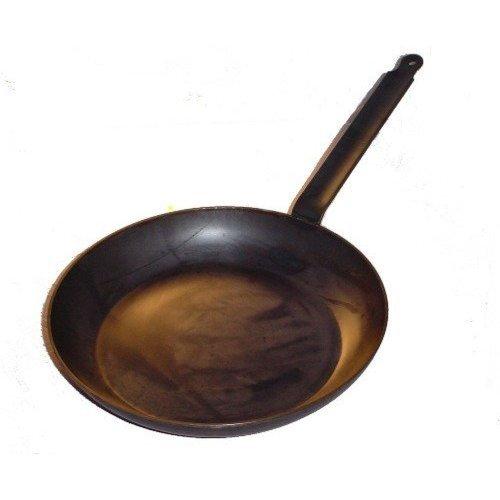 Lyoner Eisenpfanne kaltgeschmiedet 32 cm