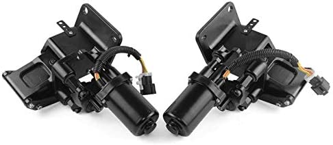 Handor Pair Front Left Driver Power Running Board Motor Compatible with Ford Expedition Lincoln product image