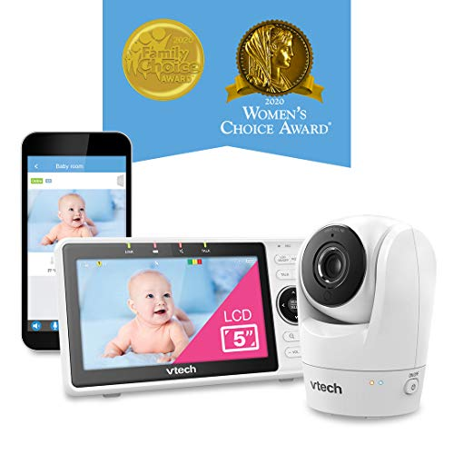 41RNo1i6Y9L The Best Video Baby Monitors with Smartphone Apps 2021