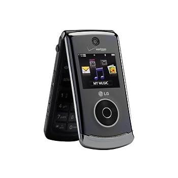LG-VX8560DP-LG Chocolate 3 VX8560 Replica Dummy Phone / Toy Phone  Black