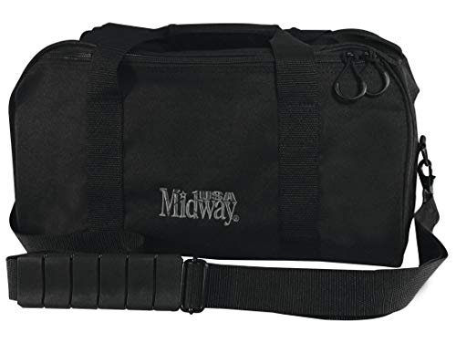 MidwayUSA Range and Field Bag Black