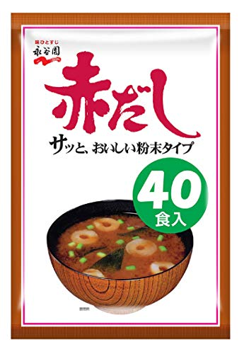 永谷園 赤だしみそ汁 徳用 40食入