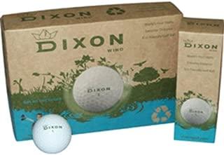 Dixon Wind Eco-Friendly Max Distance Golf Balls (1 Dozen)