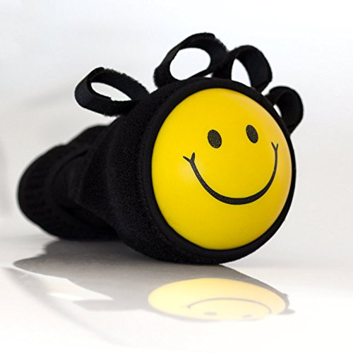 Anti Spastik Hand Lagerungsschiene mit Ball | Lagerungshilfe | Handgelenkorthese und Fingerorthese