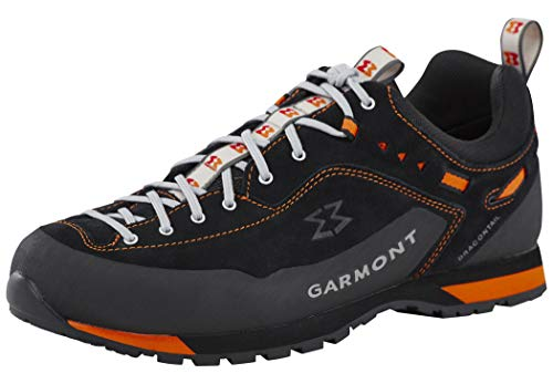 Garmont Dragontail Lt M, Chaussures montantes men 9d Blk/Orang