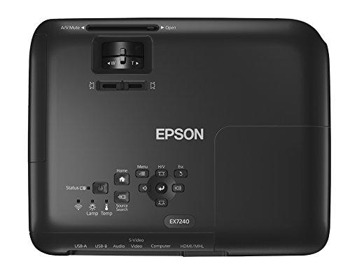 Epson EX7240 Pro WXGA 3LCD Projector Pro Wireless, 3200 Lumens Color Brightness (Renewed) Photo #6