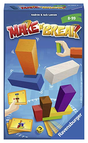 Ravensburger Mitbringspiele 23444 - Make \'n\' Break
