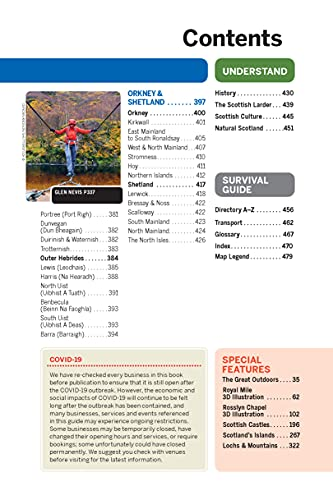 Lonely Planet Scotland 11 (Nation Guide) - 41RNpkoGO8S. SL500