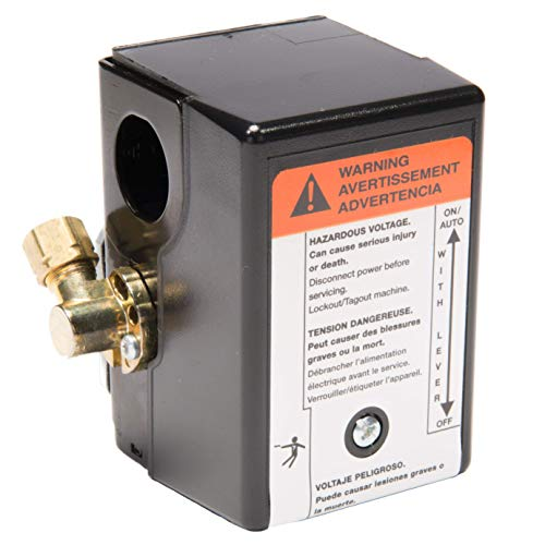Ingersoll-Rand Pressure Switch For SS3 Compressors
