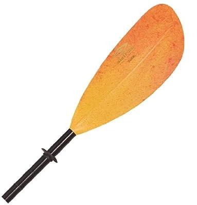Carlisle Carlisle Magic Plus Fiberglass Paddle Straight Shaft Dark Cherry, 220cm by Carlisle