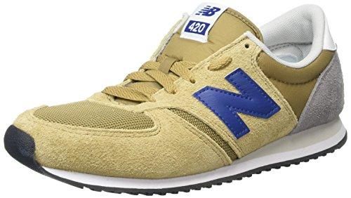 New Balance 420, Zapatillas de Running Unisex Adulto, Multicolor (Beige 268), 37 EU