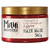 Maui Moisture, Mascarilla Fuerza Anti Quiebre, Néctar de Agave, 354 ml