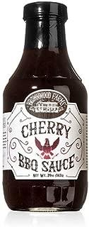 Brownwood Farms Cherry BBQ Sauce (21 ounce)