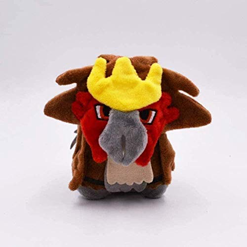 NC56 Plush Toy Raikou Suicune Entei Soft Doll Kids Stuffed Toys 15Cm