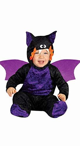 Costume bebe chauve souris 12/24 mois