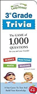 Lets Leap Ahead 3rd Grade Trivia