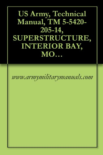 US Army, Technical Manual, TM 5-5420-205-14, SUPERSTRUCTURE, INTERIOR BAY, MOBILE FLOATING ASSAULT BRIDGE/FERRY, (NSN 5420-00-877-8682), MODELS 2195-, ... UNIT, (5420-00-491-6320) (English Edition)